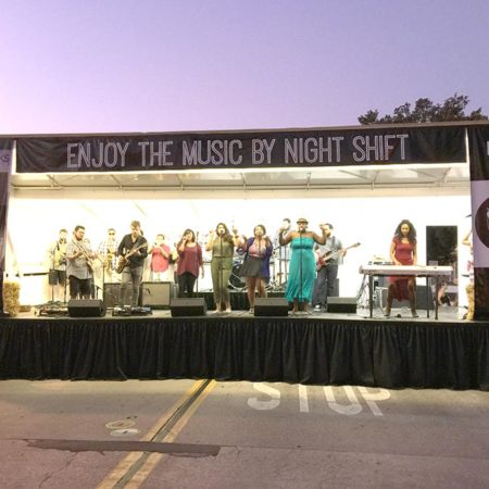 Mobile Stage ( 16'x32' )