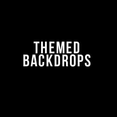 Themed Backdrops