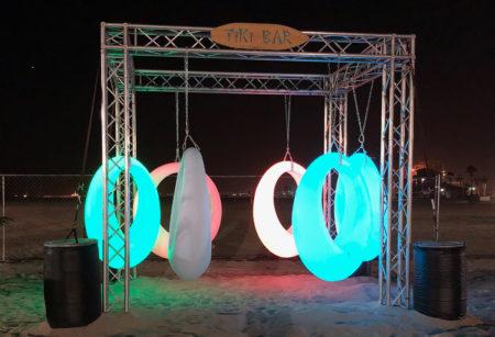 LED Swings Rental