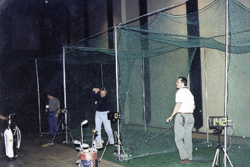 Ultimate Driving Range/Golf Long Ball