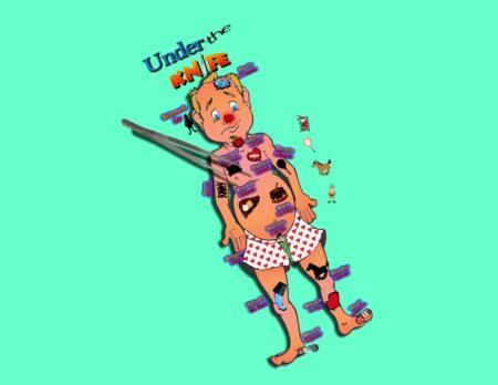 Under The Knife Game