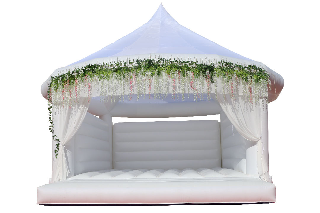 Wedding Bounce House Partyworks Interactive