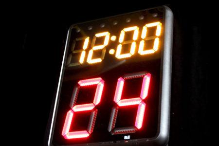 Wireless Shot Clock